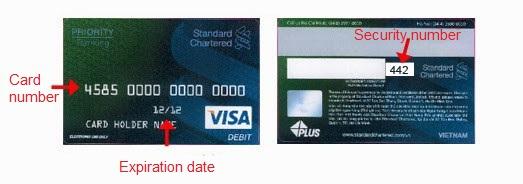 Thong tin the Visa Master Card - Hướng dẫn nạp rút tiền trên tài khoản Tickmill