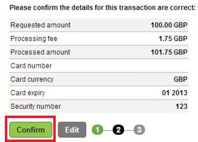 Xac nhan thong tin nap tien Neteller - Hướng dẫn nạp tiền vào Neteller bằng thẻ Visa/Master Card