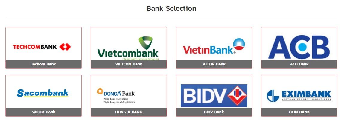 nap tien vao tickmill bang bank transfer chon ngan hang - Hướng dẫn nạp rút tiền trên tài khoản Tickmill