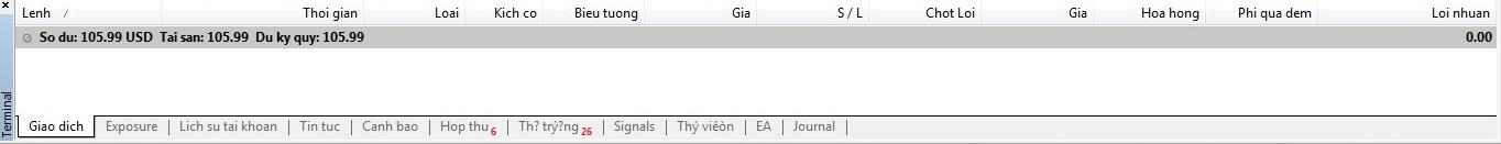 Terminal - Hướng dẫn cài đặt và sử dụng phần mềm giao dịch MetaTrader từ A đến Z