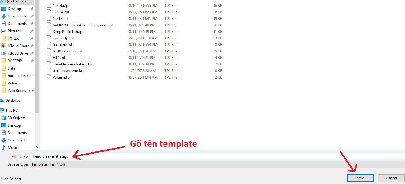 luu template trong mt4 mt5 - Hướng dẫn sao lưu và cài đặt Template vào phần mềm giao dịch MT4/MT5